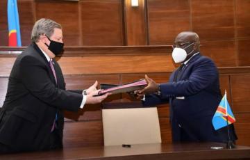 La RDC et les USA s'engagent à redynamiser leur coopération militaire
