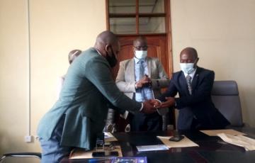 Nord-Kivu : L'inspection Provinciale de la santé a un nouveau dirigeant