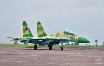 Des avions de chasse de l'armée angolaise ont survolé Kinshasa