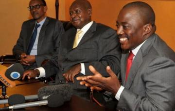 [Histoire] 21 novembre 2012 : Réunion de Kabila, Kagame et Museveni à Kampala pour parler du M23