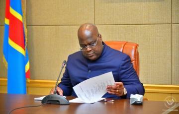 Les consultations du président Félix Tshisekedi prennent fin ce mardi 24 novembre