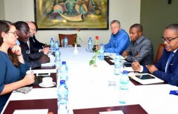 A Goma, trois gouverneurs de l'Est de la RDC ont échangé avec une délégation de la banque mondiale