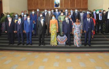Ouverture à Kinshasa de la 48ème Assemblée plénière virtuelle de la SADC