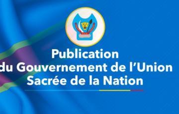 56 membres, 47 ans de moyenne d'âge, 27% de femmes : Le nouveau gouvernement de Sama Lukonde