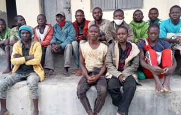 Nord-Kivu : 15 des 109 pêcheurs Congolais détenus en Ouganda ont été libérés